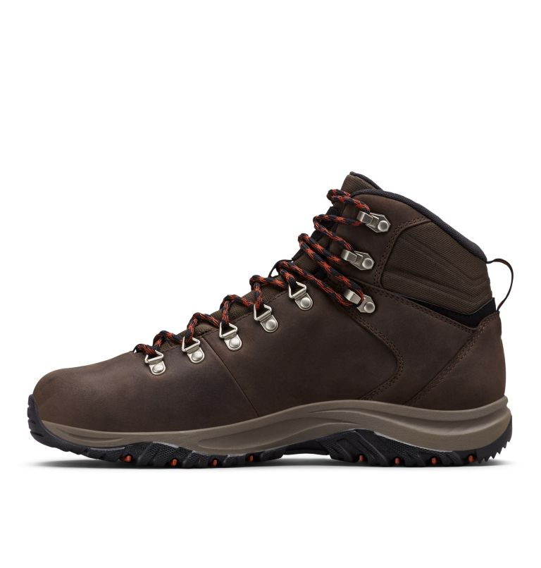 Men's 100MW™ Titanium OutDry™ Hiking Boot Men's 100MW™ Titanium OutDry™ Hiking Boot, medial