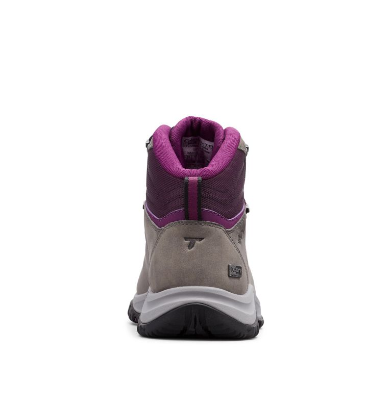 Women's 100MW™ Titanium OutDry™ Hiking Boot Women's 100MW™ Titanium OutDry™ Hiking Boot, back