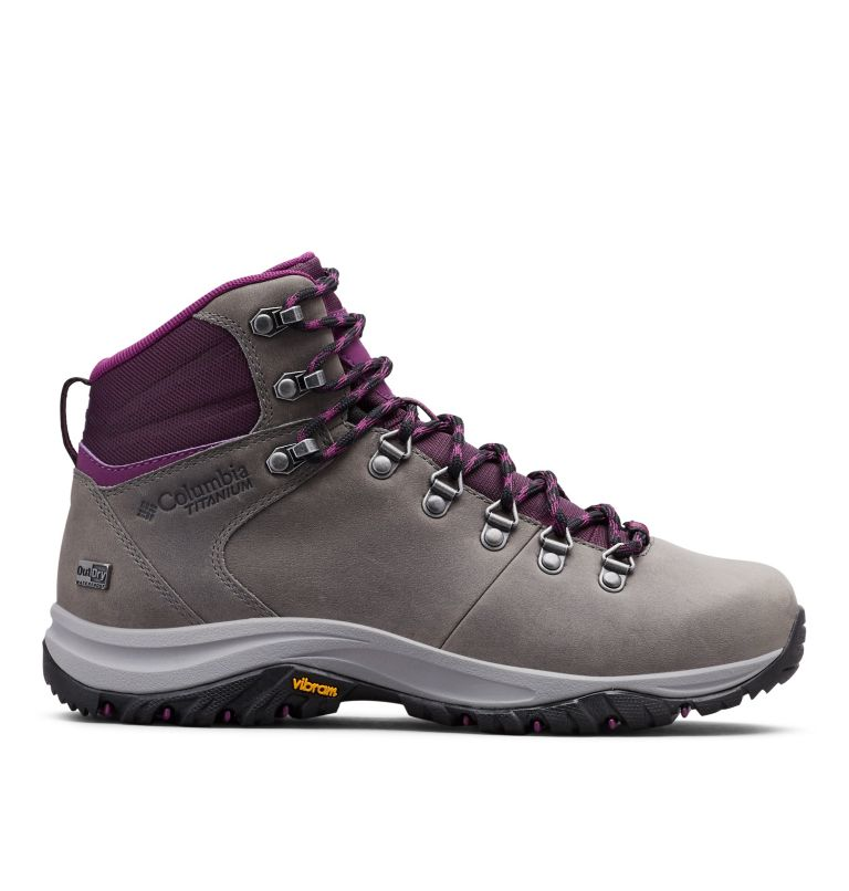 Women's 100MW™ Titanium OutDry™ Hiking Boot Women's 100MW™ Titanium OutDry™ Hiking Boot, front