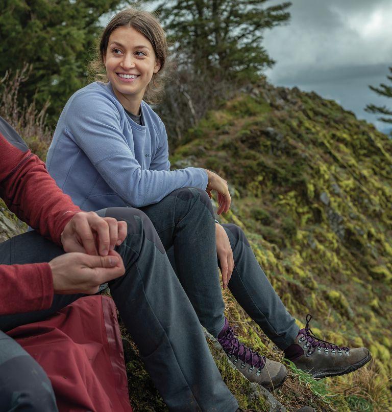 Women's 100MW™ Titanium OutDry™ Hiking Boot Women's 100MW™ Titanium OutDry™ Hiking Boot