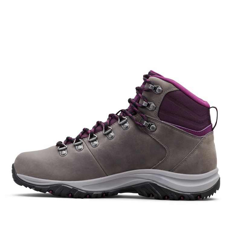 Women's 100MW™ Titanium OutDry™ Hiking Boot Women's 100MW™ Titanium OutDry™ Hiking Boot, medial