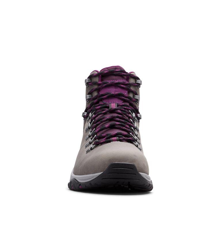 100MW™ TITANIUM OUTDRY™ | 033 | 9 Women's 100MW™ Titanium OutDry™ Hiking Boot, Ti Grey Steel, Black Cherry, toe