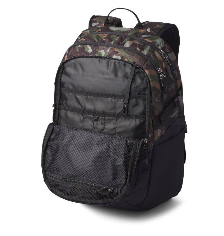 Coyote Wall™ II Daypack | 348 | O/S Coyote Wall™ II Daypack, Surplus Green Glen Camo, a1