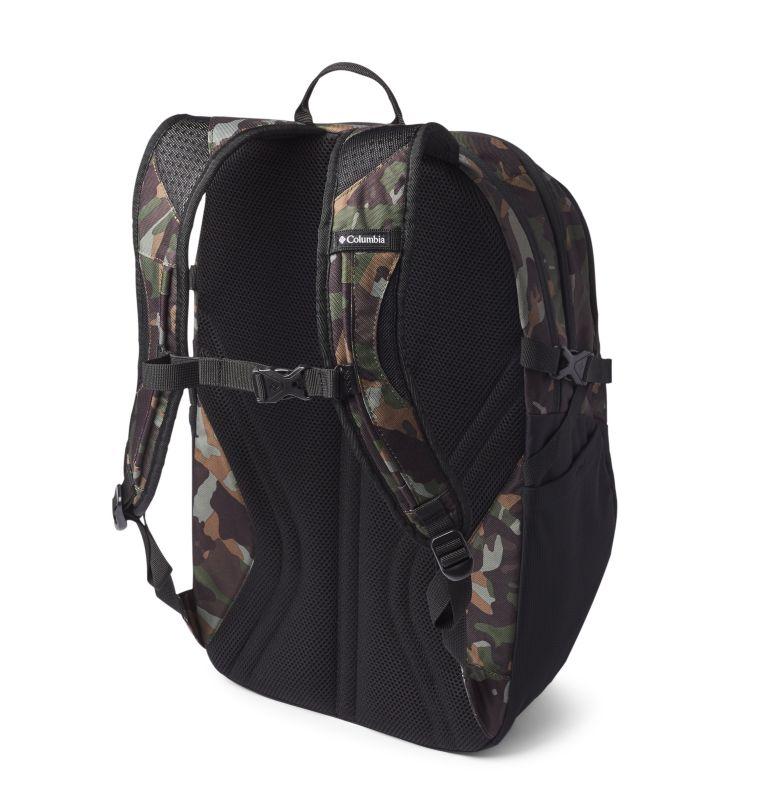 Coyote Wall™ II Daypack | 348 | O/S Coyote Wall™ II Daypack, Surplus Green Glen Camo, back