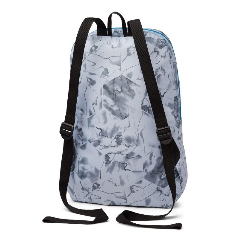 Pocket Daypack II | 031 | O/S Pocket Daypack II unisex, Cirrus Grey Watery Geo, back