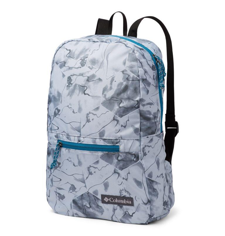 Pocket Daypack II | 031 | O/S Pocket Daypack II unisex, Cirrus Grey Watery Geo, front