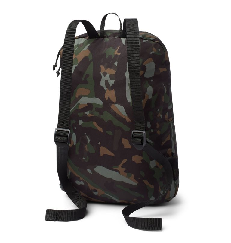 Pocket Daypack II | 348 | O/S Mochila Pocket II unisex, Surplus Green Glen Camo, back