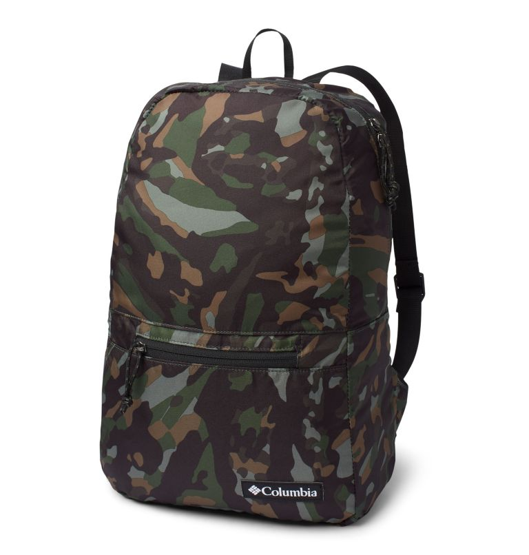 Pocket Daypack II | 348 | O/S Mochila Pocket II unisex, Surplus Green Glen Camo, front
