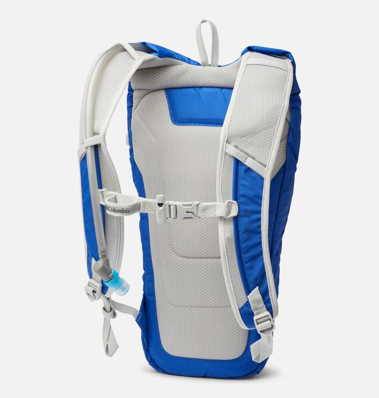 Muir Creek™ II Hydration Pack | 437 | O/S Muir Creek™ II 6L Hydration Pack, Azul, back