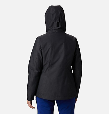 Women's Whirlibird™ IV Interchange Jacket Whirlibird™ IV Interchange Jacket | 031 | XL, Black Crossdye, back