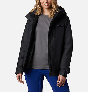 Women's Whirlibird™ IV Interchange Jacket Whirlibird™ IV Interchange Jacket | 031 | XL, Black Crossdye, front