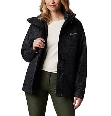 Women's Whirlibird™ IV Interchange Jacket Whirlibird™ IV Interchange Jacket | 671 | XS, Black Sparkler Print, front