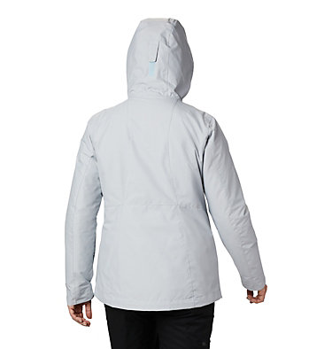 Manteau Interchange Whirlibird™ IV pour femme Whirlibird™ IV Interchange Jacket | 031 | XL, Cirrus Grey Crossdye, back