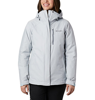 Women's Whirlibird™ IV Interchange Jacket Whirlibird™ IV Interchange Jacket | 031 | XL, Cirrus Grey Crossdye, front