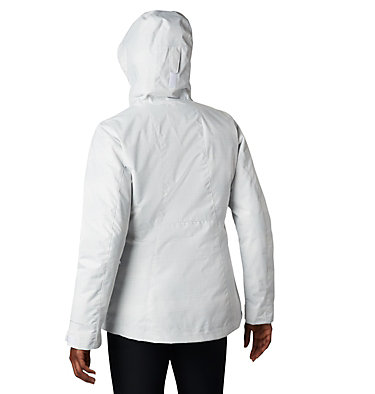 Women's Whirlibird™ IV Interchange Jacket Whirlibird™ IV Interchange Jacket   671   XS, White Simple Lines Print, back