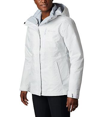 Women's Whirlibird™ IV Interchange Jacket Whirlibird™ IV Interchange Jacket   671   XS, White Simple Lines Print, front