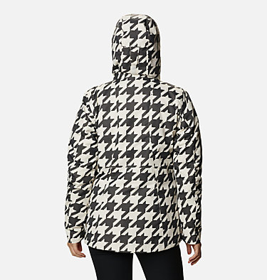 Women's Whirlibird™ IV Interchange Jacket Whirlibird™ IV Interchange Jacket | 031 | XL, Chalk Houndstooth Print, back