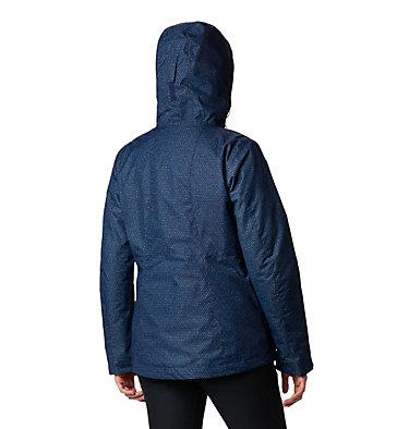 Women's Whirlibird™ IV Interchange Jacket Whirlibird™ IV Interchange Jacket   671   XS, Dark Nocturnal Sparkler Print, back