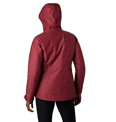 Manteau Interchange Whirlibird™ IV pour femme Whirlibird™ IV Interchange Jacket | 031 | XL, Beet Crossdye, back