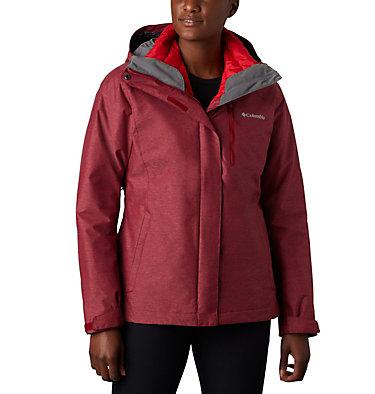 Manteau Interchange Whirlibird™ IV pour femme Whirlibird™ IV Interchange Jacket | 031 | XL, Beet Crossdye, front