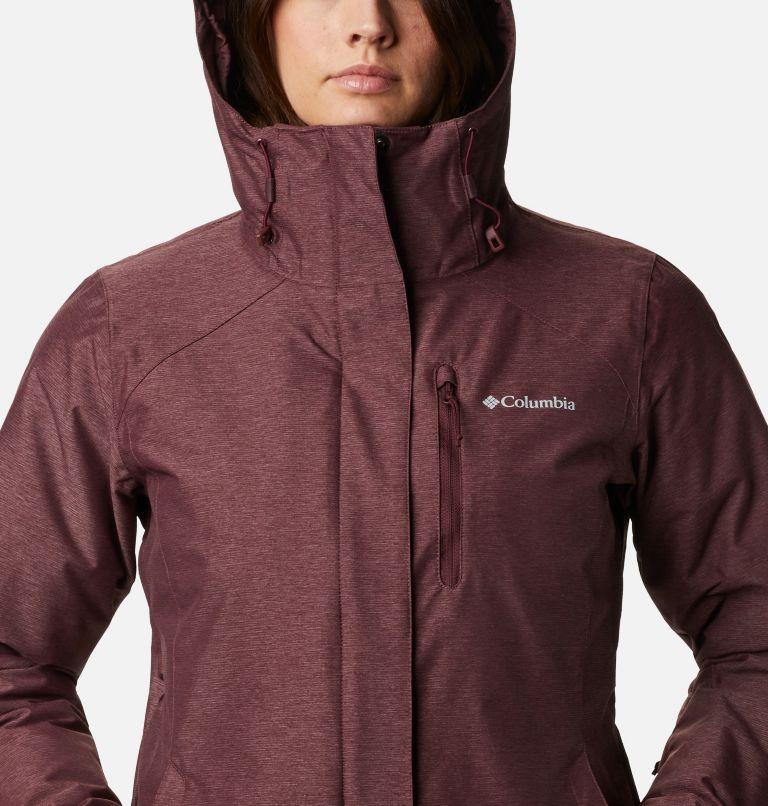 Whirlibird™ IV Interchange Jacket | 671 | S Women's Whirlibird™ IV Interchange Jacket, Malbec Crossdye, a2