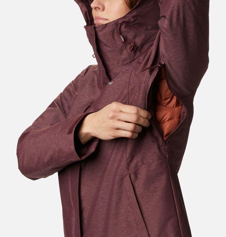 Whirlibird™ IV Interchange Jacket | 671 | S Women's Whirlibird™ IV Interchange Jacket, Malbec Crossdye, a4