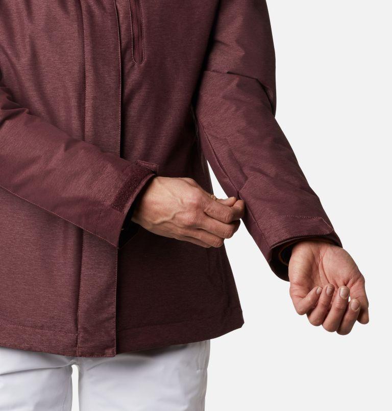 Whirlibird™ IV Interchange Jacket | 671 | S Women's Whirlibird™ IV Interchange Jacket, Malbec Crossdye, a5