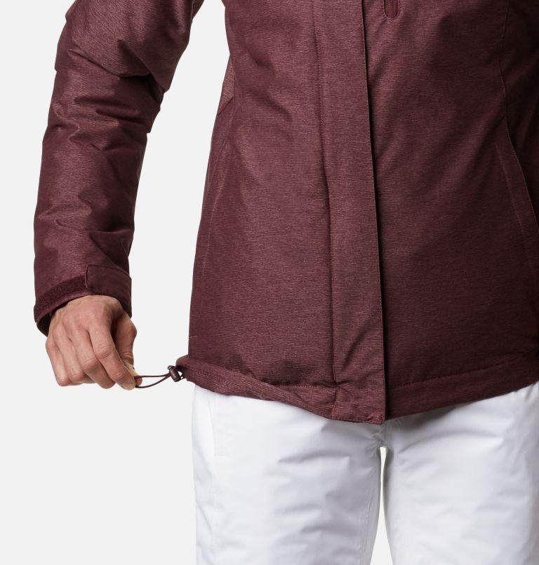 Whirlibird™ IV Interchange Jacket | 671 | S Women's Whirlibird™ IV Interchange Jacket, Malbec Crossdye, a6