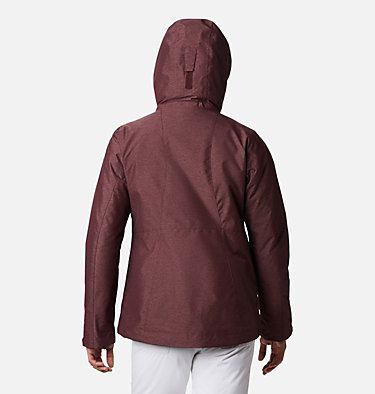 Women's Whirlibird™ IV Interchange Jacket Whirlibird™ IV Interchange Jacket | 031 | XL, Malbec Crossdye, back
