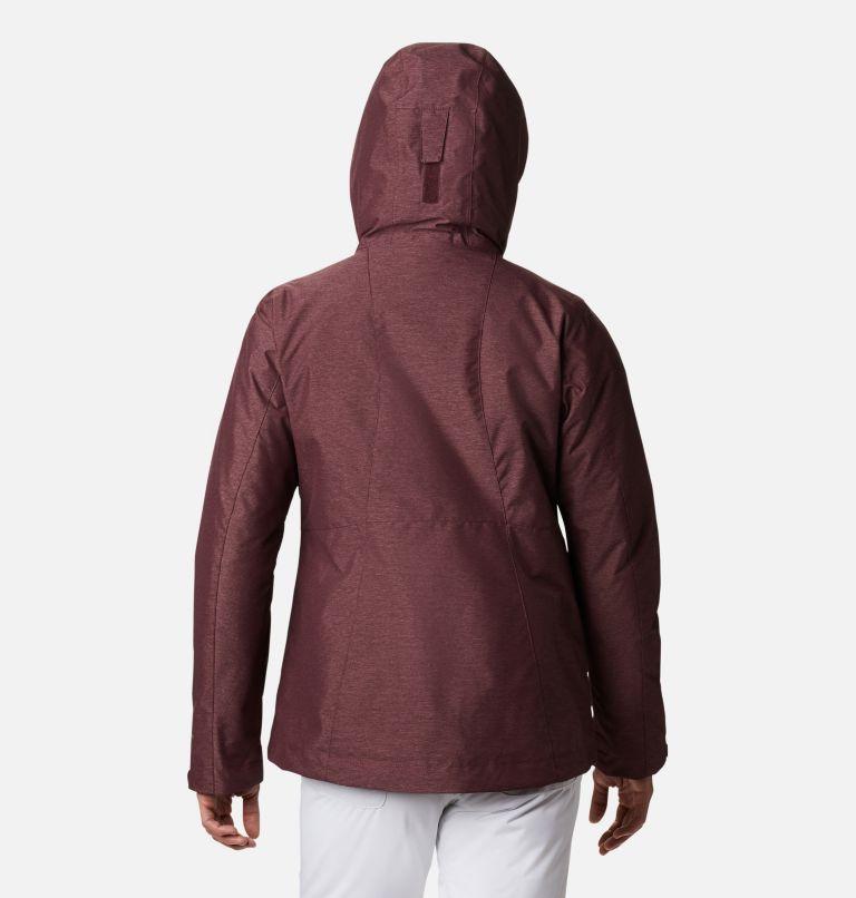 Whirlibird™ IV Interchange Jacket | 671 | S Women's Whirlibird™ IV Interchange Jacket, Malbec Crossdye, back
