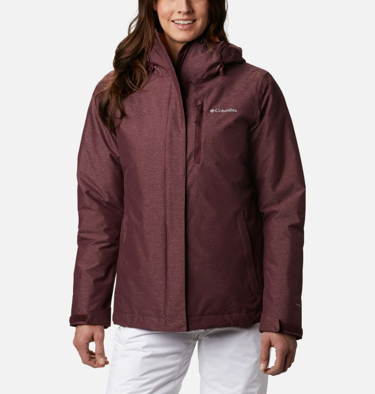 Whirlibird™ IV Interchange Jacket | 671 | M Women's Whirlibird™ IV Interchange Jacket, Malbec Crossdye, front