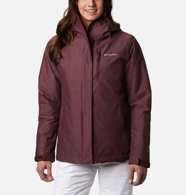 Whirlibird™ IV Interchange Jacket | 671 | S Women's Whirlibird™ IV Interchange Jacket, Malbec Crossdye, front