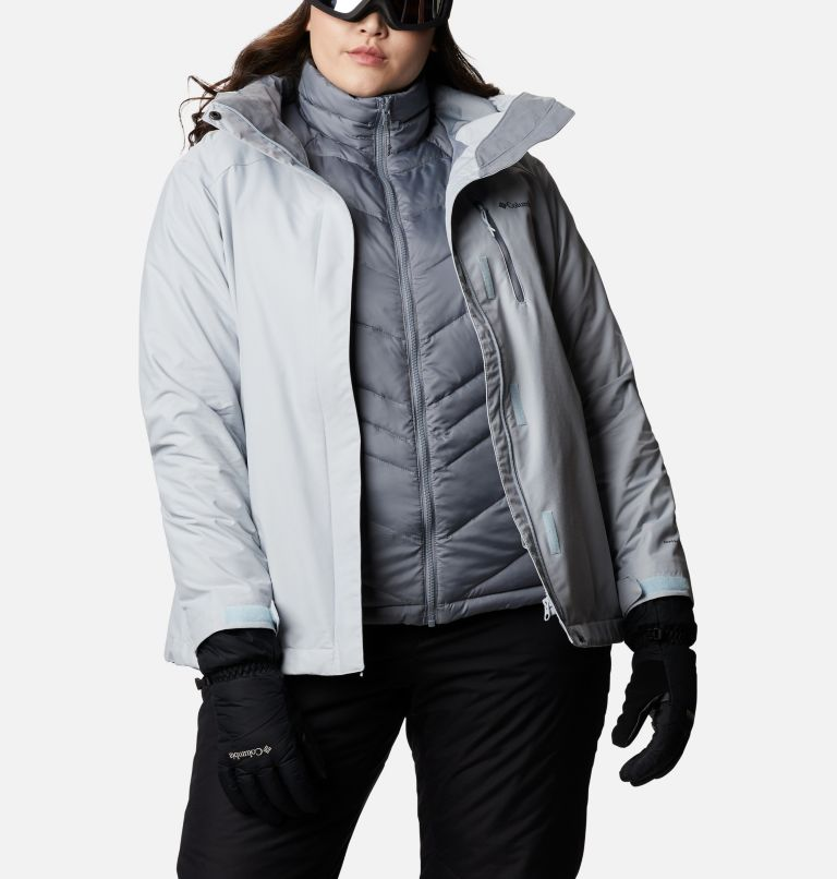 Women's Whirlibird™ IV Interchange Jacket - Plus Size Women's Whirlibird™ IV Interchange Jacket - Plus Size, a10