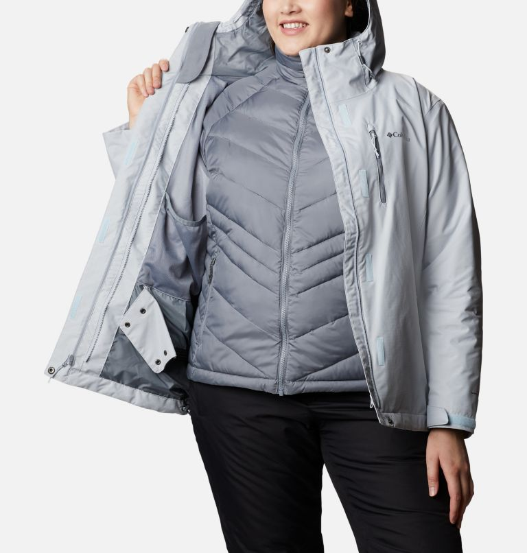 Women's Whirlibird™ IV Interchange Jacket - Plus Size Women's Whirlibird™ IV Interchange Jacket - Plus Size, a3