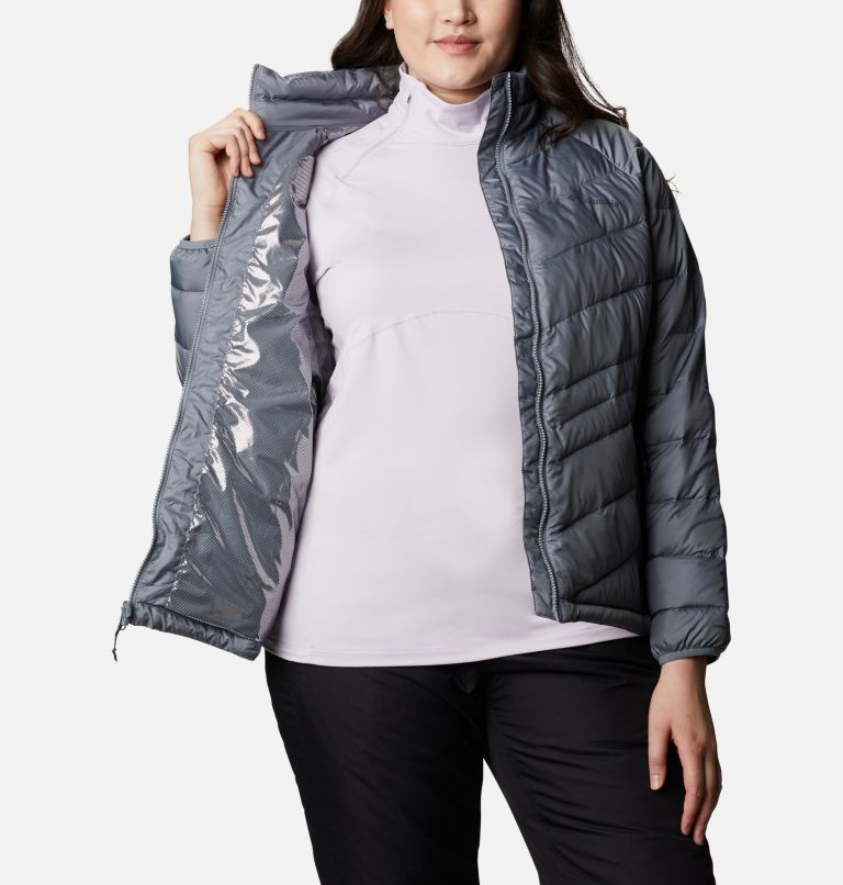 Women's Whirlibird™ IV Interchange Jacket - Plus Size Women's Whirlibird™ IV Interchange Jacket - Plus Size, a9
