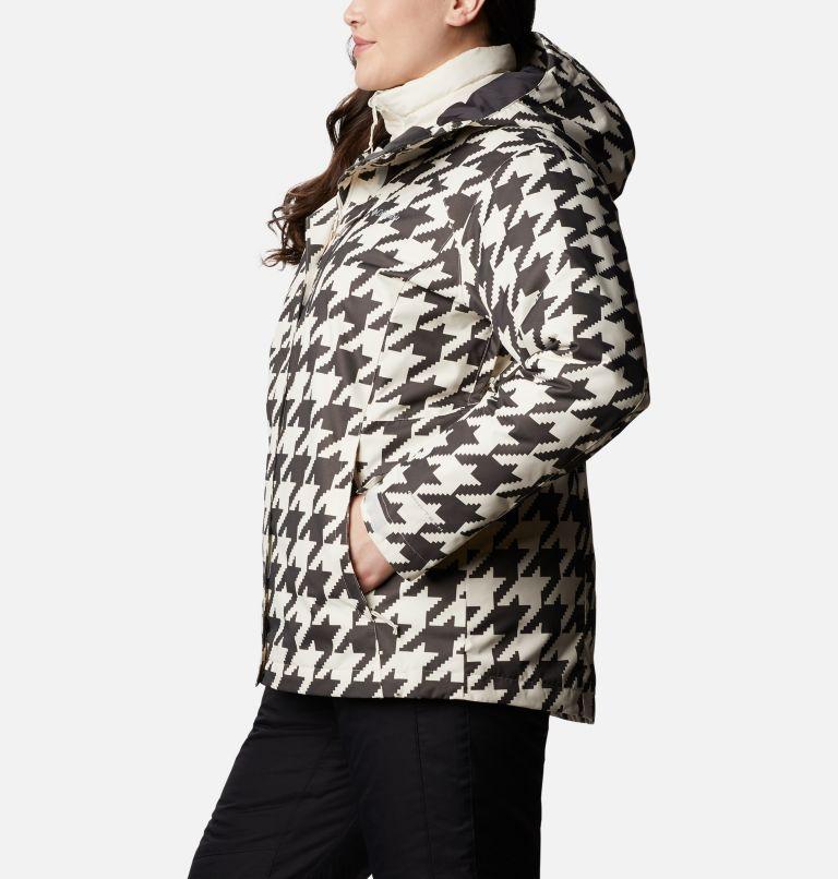 Whirlibird™ IV Interchange Jacket | 191 | 2X Women's Whirlibird™ IV Interchange Jacket - Plus Size, Chalk Houndstooth Print, a1