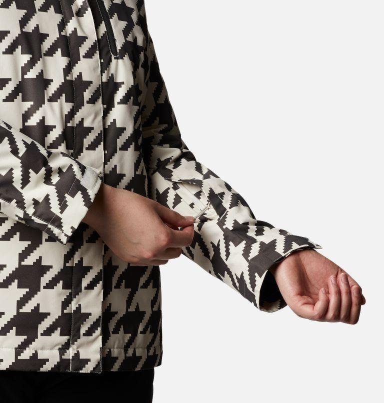 Whirlibird™ IV Interchange Jacket | 191 | 2X Women's Whirlibird™ IV Interchange Jacket - Plus Size, Chalk Houndstooth Print, a5