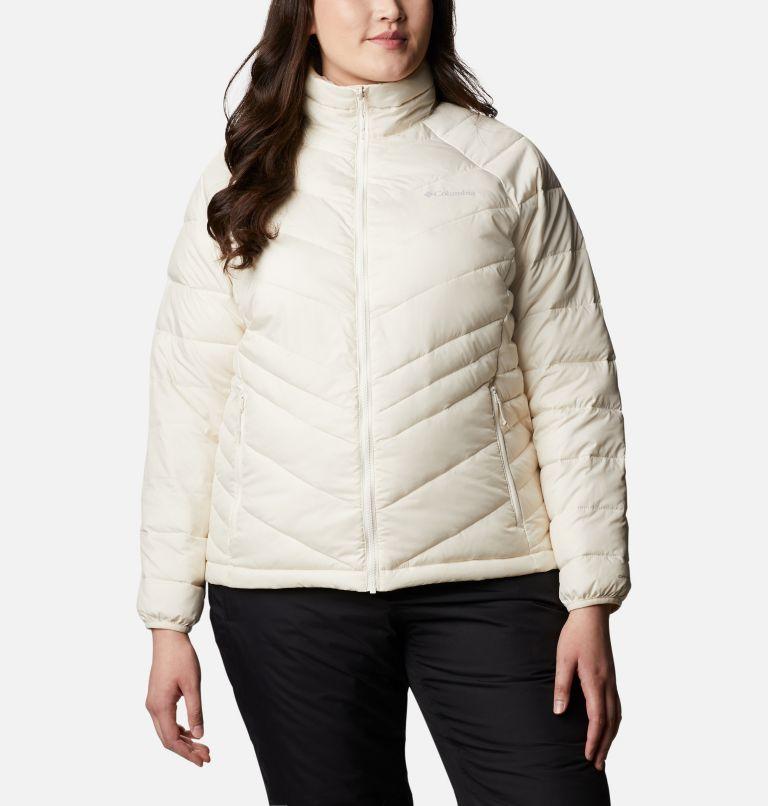 Whirlibird™ IV Interchange Jacket | 191 | 2X Women's Whirlibird™ IV Interchange Jacket - Plus Size, Chalk Houndstooth Print, a7