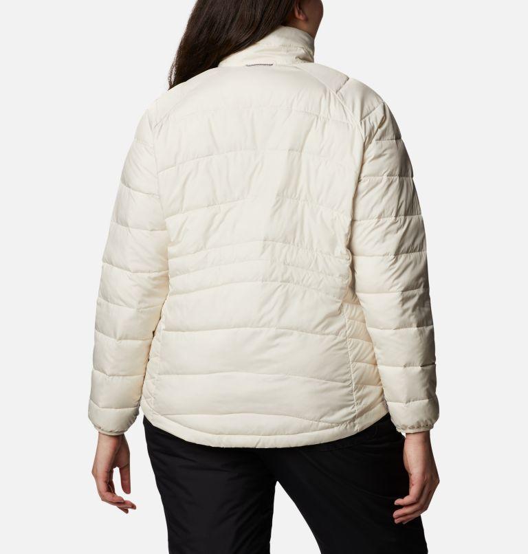 Whirlibird™ IV Interchange Jacket | 191 | 2X Women's Whirlibird™ IV Interchange Jacket - Plus Size, Chalk Houndstooth Print, a8