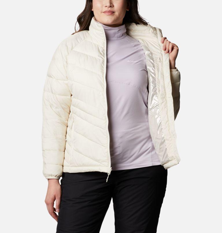 Whirlibird™ IV Interchange Jacket | 191 | 2X Women's Whirlibird™ IV Interchange Jacket - Plus Size, Chalk Houndstooth Print, a9