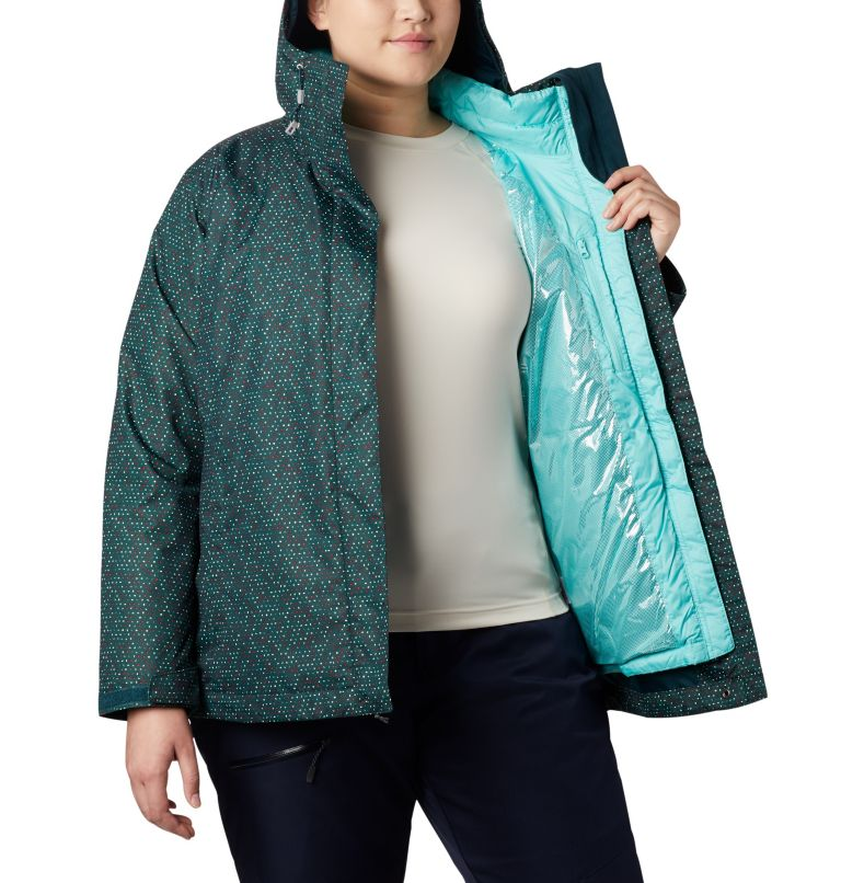 Women's Whirlibird™ IV Interchange Jacket - Plus Size Women's Whirlibird™ IV Interchange Jacket - Plus Size, a4