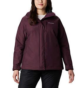 Women's Whirlibird™ IV Interchange Jacket - Plus Size