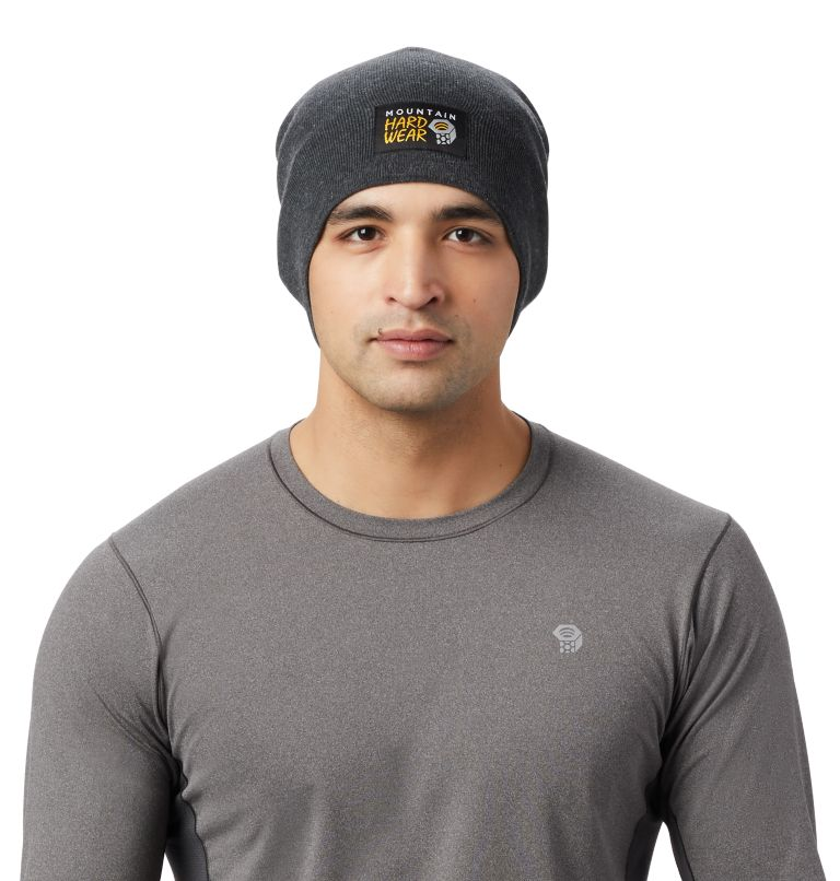 MHW Logo™ Beanie | 004 | O/S Tuque MHW Logo™, Dark Storm, front