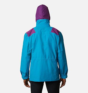 Monashee™ Anorak für Männer Monashee™ Anorak | 100 | S, Fjord Blue, Plum, Bright Chartreuse, back