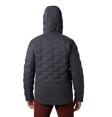 Men's Super/DS™ Stretchdown Climb Hoody Super/DS™ Climb Jacket | 492 | L, Dark Storm, back
