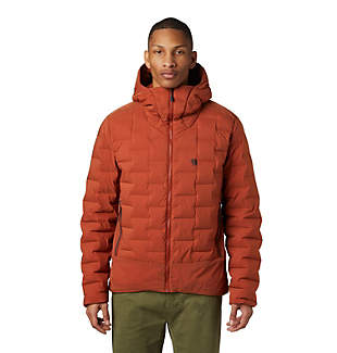 premium selection ac36f 213db Men's Insulated Jackets - Down Winter Coats | Mountain Hardwear