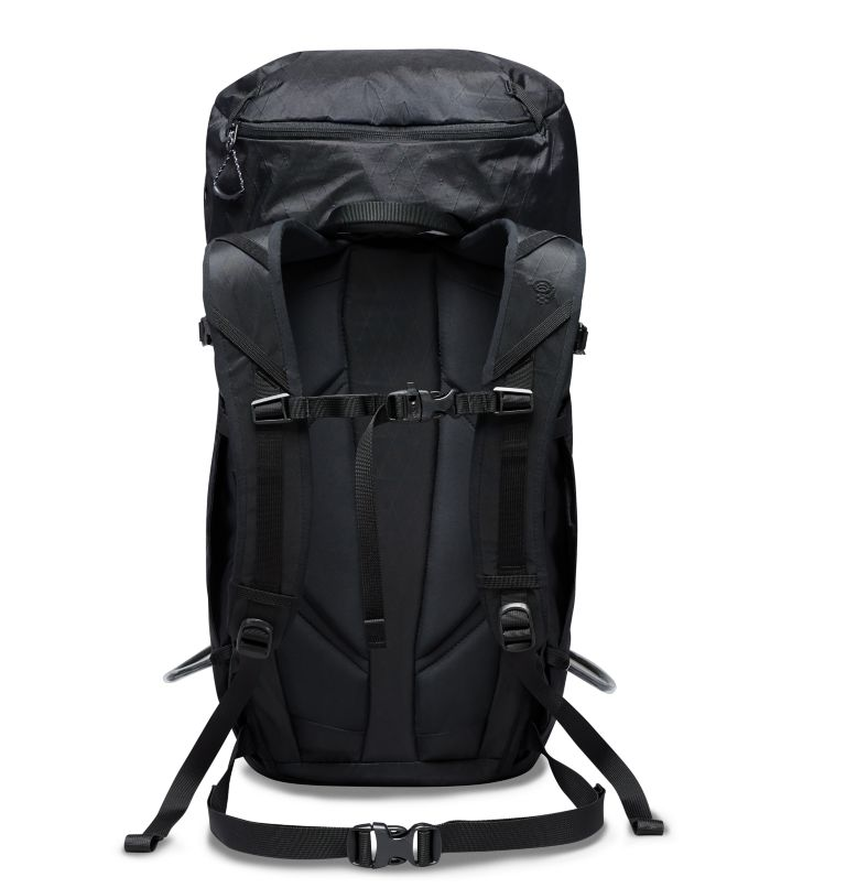 Scrambler™ 25 Backpack | 010 | R Scrambler™ 25 Backpack, Black, back