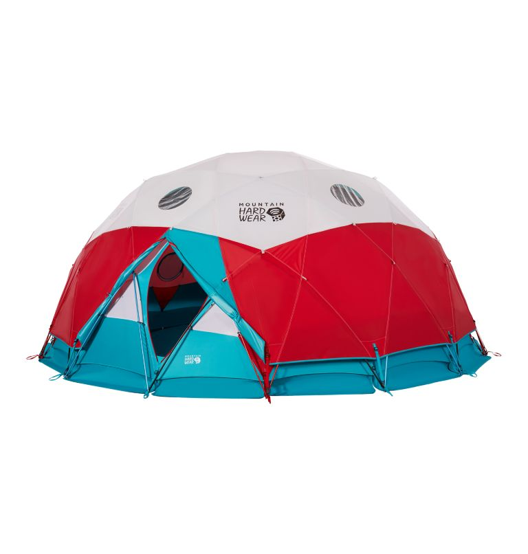 Stronghold™ Dome Tent | 675 | NONE Tente dôme Stronghold™, Alpine Red, a1