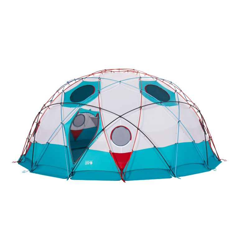 Stronghold™ Dome Tent | 675 | NONE Stronghold™ Dome Tent, Alpine Red, front
