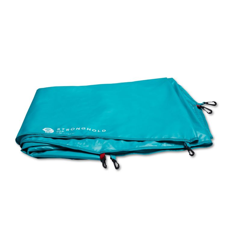 Stronghold™ Footprint | 301 | NONE Tapis de sol Stronghold™, Glacier Teal, front